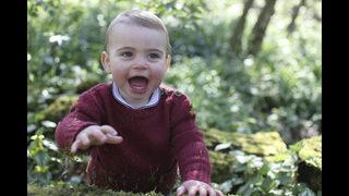 Photos: Happy 1st birthday, Prince Louis!