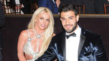 Honoree Britney Spears (L) and boyfriend Sam Asghari attend the 29th Annual GLAAD Media Awards at The Beverly Hilton Hotel on April 12, 2018 in Beverly Hills, California. Photo Credit: Vivien Killilea/Getty Images for GLAAD