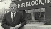 Henry Bloch, who founded H&R Block with his brother Richard in 1955, died April 23. He was 96. Photo: H&R Block/Globe Newswire