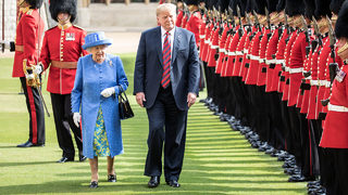 Trump to make state visit to UK in June