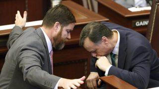 Florida Senate passes bill to arm teachers