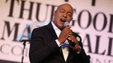 Peabo Bryson performs onstage during the Thurgood Marshall College Fund 28th Annual Awards Gala in 2016 in Washington. A rep for the singer said he is recovering in the hospital after he had a mild heart attack over the weekend.