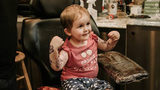 3-Year-Old Fighting Cancer Gets Disney 'Tattoo' Wish Fulfilled