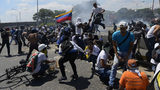 WATCH: Scenes from Attempted Coup in Venezuela