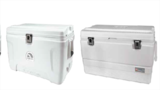 Igloo Marine Elite Coolers are under recall after at least one report of a child being trapped inside one. The stainless-steel latches can lock automatically posing a suffocation risk.