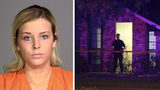 Lindsey Glass, 27, of Dallas, is accused of over-serving Spencer Hight the night of Sept. 10, 2017, at the Plano, Texas, bar where she worked before Hight, 32, went to his estranged wife's nearby home and gunned her down, along with seven friends.