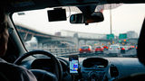 Quiet Mode is among the new premium features for Uber Black and Uber Black SUV riders (not pictured). Photo: Dan Gold/Unsplash