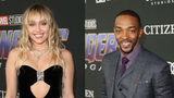 """Miley Cyrus and Anthony Mackie star in season 5 of """"Black Mirror"""" on Netflix."""
