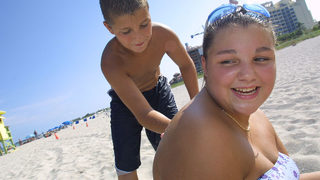 The 14 most dangerous sunscreens for kids, according to experts