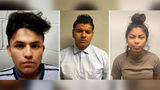 3 Teens Charged In MS-13 Killing Of 14-Year-Old Girl Used Machete, Baseball Bat, Authorities Say