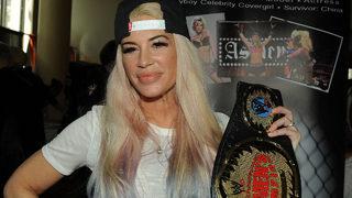 WWE wrestler Ashley Massaro cause of death reportedly revealed
