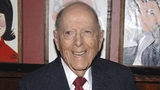"""Author Herman Wouk attends the Broadway Opening of """"The Caine Mutiny Court-Martial"""" after party on May 7, 2006 in New York City."""