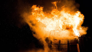 Smiley face drawing leads authorities to Missouri arson suspect