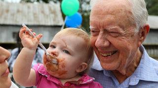 Photos: Jimmy Carter through the years