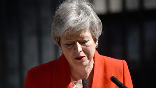 Theresa May to resign as British prime minister June 7