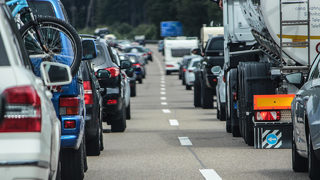 Record number of cars on road this Memorial Day weekend