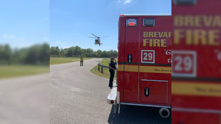 Florida woman attacked by alligator, flown to hospital, firefighters say