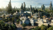 Star Wars: Galaxy's Edge at Disneyland Park in Anaheim, California and at Disney's Hollywood Studios in Lake Buena Vista, Florida, is Disney's largest single-themed land expansion ever at 14-acres each. Photo: Disney Parks