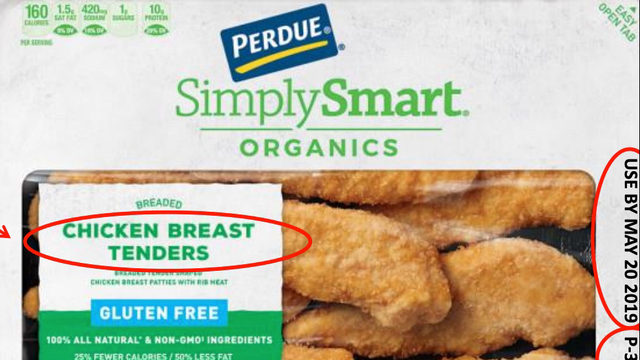 31000 lbs of ready-to-eat chicken products recalled - WPXI Pittsburgh