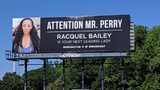 Actress Racquel Bailey really wanted to be in a Tyler Perry production. So last month, she rented two billboards near his studios in southwest Atlanta.