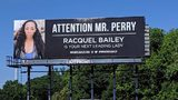 Actress Racquel Bailey rented a billboard to get the attention of Tyler Perry. He's responded asking people to not spend money and pursue auditions instead.