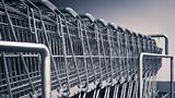 A Tennessee woman said she found a 4-inch razor blade glued under the handle of a shopping cart at Walmart.