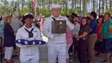 On June 6, 2014, the Missing In America Project in cooperation with the American Legion Post 71 of North Augusta, S.C., and Post 193 of Chapin, S.C., conducted a full military honors funeral for seven previously unclaimed veterans at the Fort Jackson