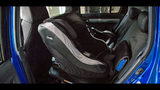 An infant's car seat is pictured here. A Kansas mother forgot her three-month-old baby in her car over the weekend. When she remembered, it was too late. The tiny girl died at the scene. Photo: Wikicommons
