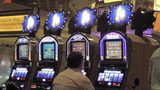 A Milwaukee man hit two jackpots at the slot machines but was robbed several days later.