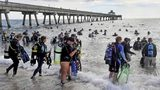 Divers in Florida Set Record for Biggest Underwater Cleanup