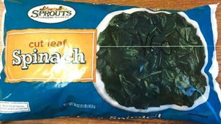 Recall alert: Frozen spinach taken off shelves in 19 states due to listeria concerns
