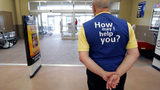 Walmart Greeter Punched in Face by Irate Customer, Police Say