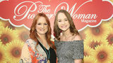 Ree Drummond (L) and daughter Paige Drummond pictured in 2017.