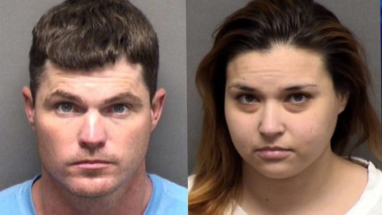 Too dumb to be pimps': Texas police arrest 2 in connection