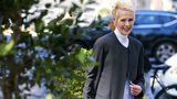 E. Jean Carroll is photographed, Sunday, June 23, 2019, in New York. Carroll claims Donald Trump sexually assaulted her in a dressing room at a Manhattan department store in the mid-1990s. Trump denies knowing Carroll.
