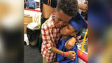 Big Brother Cries While Sister Graduates from Pre-K