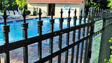 Florida Father Dives Over 4-Foot Pool Fence to Save Son