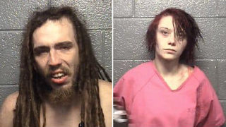 Parents charged after baby girl dies from heroin, cocaine intoxication, police say