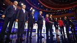 Ten Democratic candidates faced off Wednesday night in Miami during Part 1 of the first presidential debate of the 2020 election season.
