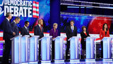 WATCH: Democratic Presidential Candidates on Greatest Threat to U.S.