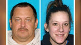 Aubrey Trail, 52, and Bailey Boswell, 25, both of Wilber, Neb., are charged with first-degree murder in the November 15, 2017, strangulation and dismemberment of Sydney Loofe, 24, of Lincoln. Loofe met Boswell on Tinder.