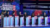 Ten Democratic candidates squared off in Miami on Thursday night for the second round of debates.