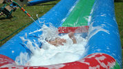FILE PHOTO: An Ohio assisted living facility created a custom slip 'n slide after residents asked for one. (Photo: Belinda Blakeman/Free Images)