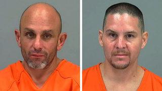 Men posing as U.S. Marshals invade home, rob couple at gunpoint, police say