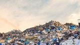 Trash Filled Cargo Ship Docks in Canada