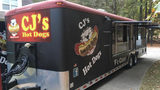 Darren Miller told WSB-TV his CJ's Hot Dogs trailer, which is worth about $100,000, was stolen over the weekend in Henry County, forcing him to cancel catering gigs.