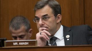 Trump critic Amash announces he is leaving Republican Party: