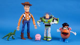 """Toys from the movie """"Toy Story"""" are photographed Nov. 15, 1995, in New York City."""