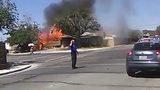 WATCH: Scenes Southern California Earthquake
