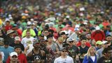 Thousands of runners competed in the Los Angeles Marathon on March 24.